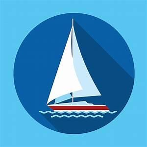 Sailboat Clip Art, Vector Images & Illustrations - iStock