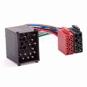 12 003 Iso Radio Adapter For Bmw Compact E30 E36 E46 E34