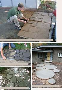 Faire Un Moule Pour Béton : diy avec du ciment ~ Melissatoandfro.com Idées de Décoration