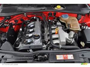 2001 Audi A4 1 8t Sedan 1 8 Liter Turbocharged Dohc 20v 4 Cylinder Engine Photo  53163653