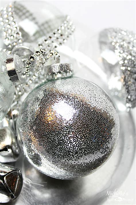 diy ideas  decorate clear ornaments creative juice