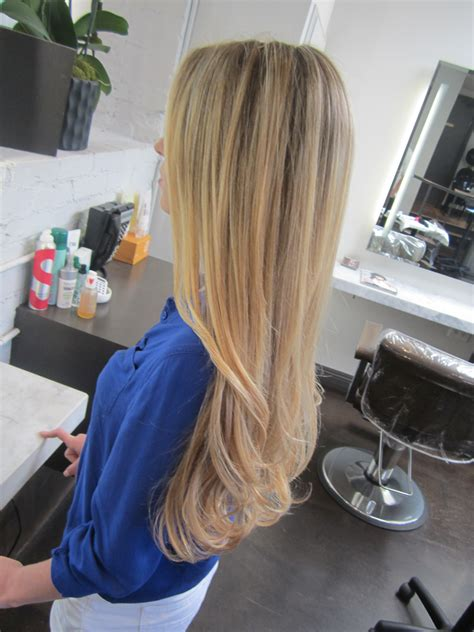 blonde hair color ideas neil george