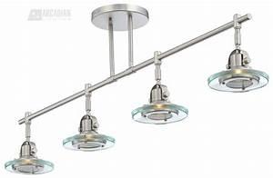 Quoizel VR1404ES Venture Contemporary Ceiling Track Light