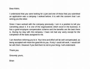 recommendation letter for scholarship from employer free 13 sample reference letter formats in pdf ms word