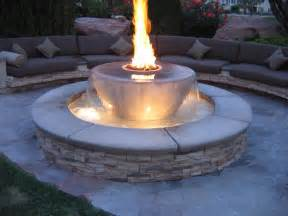 design feuerstelle what are the different types of outdoor pits living in style