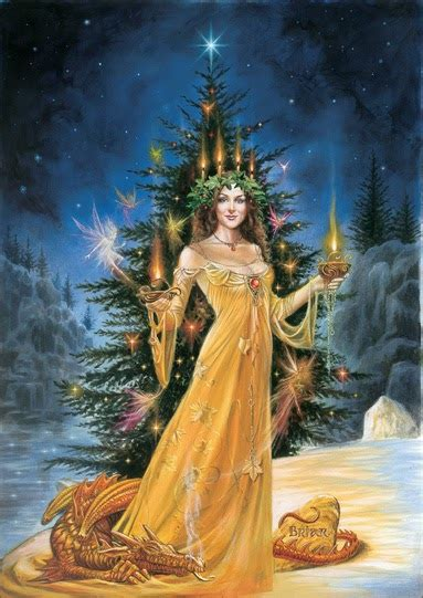 witchs blog yule celebrations