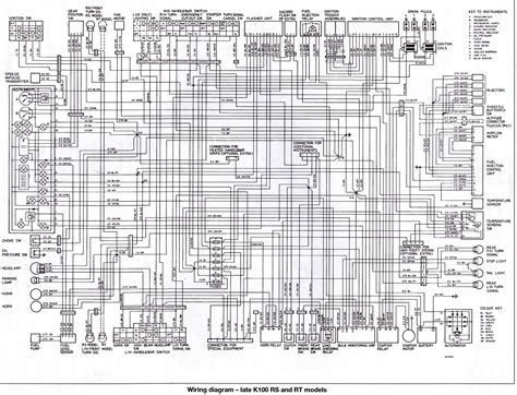 bmw kr100rs rt wiring diagram all about wiring diagrams
