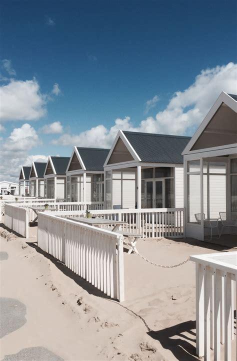 Strandhuisjes Katwijk  Vakantie Plannen & Dagje Weg