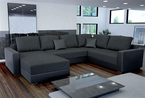 canapé d angle convertible gris anthracite photos canapé d 39 angle tissu gris anthracite