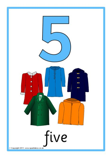 winter number  word posters   sb sparklebox