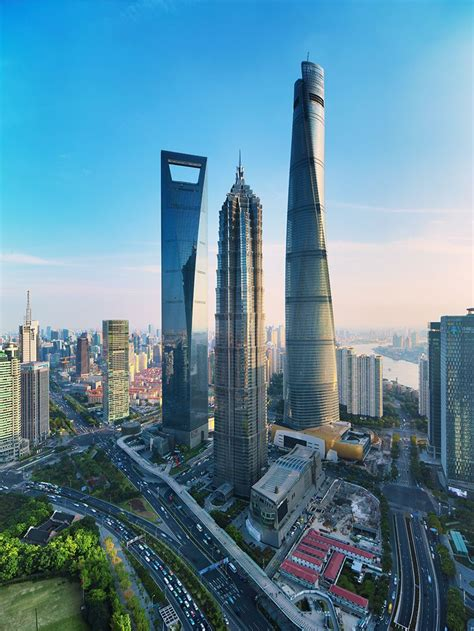 Record breaker: 'Shanghai Tower' The World's Second