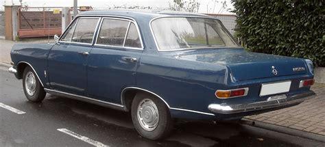Opel Rekord by Opel Rekord A