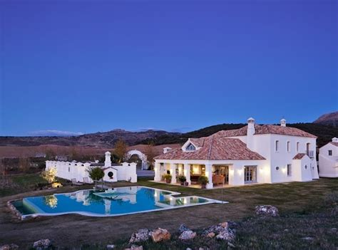 holiday villa for rent in ronda ronda vacation villa 22697