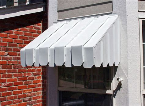 metal window awnings ac500 economy window awning