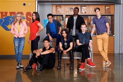Scow Classes by Degrassi New Class Tv Show Coming To Netflix