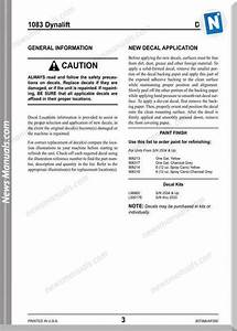 Gehl 1083 Dynalift Telescopic Parts Manual 907366