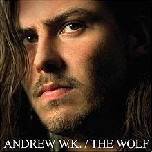 wolf andrew wk album wikipedia