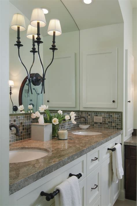 no space around the sink for a towel bar here s your