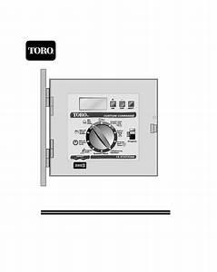 Toro Custom Command Series User U0026 39 S Manual