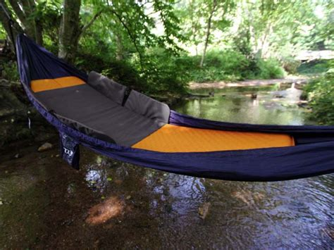 Sleeping In An Eno Hammock by The Hotspot Will Change Hammocking Forever Fitting Easily