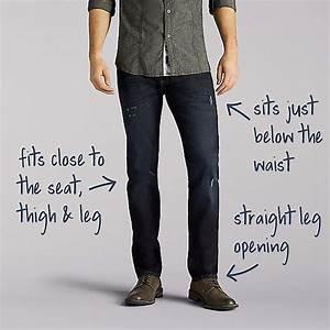 Men U0026 39 S Jeans Fit Guide