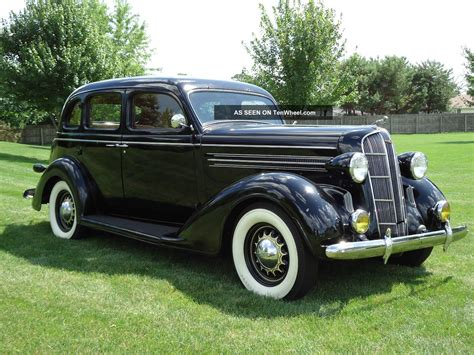 1936 Dodge Sedan by 1936 Dodge 2 Door Sedan Wiring Diagram Dodge Auto Wiring