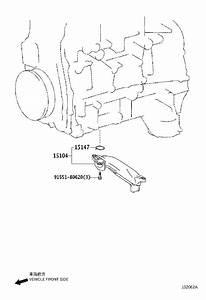 Lexus Is 350 Engine Oil Pump Rotor  Rotor Set  Oil Pump
