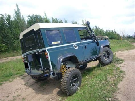purchase  land rover series  resto mod  mount