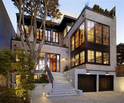 Modern Houses With Shingle Siding