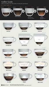 Espresso Chart Coffee 101 Know Your Espresso Drinks