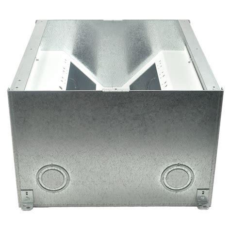Fsr Floor Boxes Fl 600p by Fsr Fl 600p 8 B Ul Cul Concrete Floor Box 8 Quot