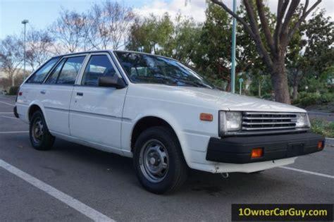 Datsun 310 For Sale by 1982 Datsun 310 Nissan Sentra Wagon 55k Orig 1