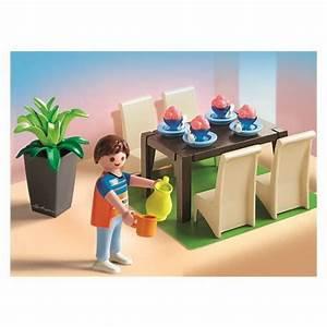 5335 salle a manger marque playmobil quelle surprise With salle a manger playmobil 5335