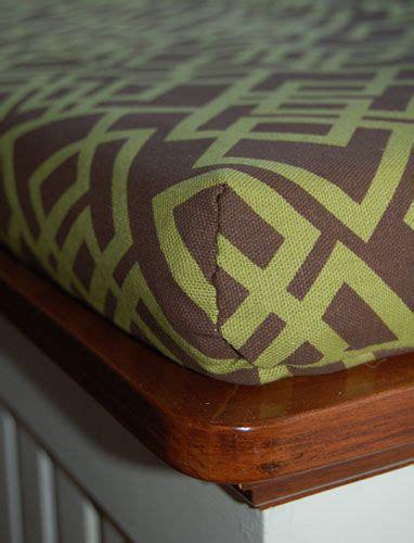 bench cushions diy bench  cushion covers  pinterest