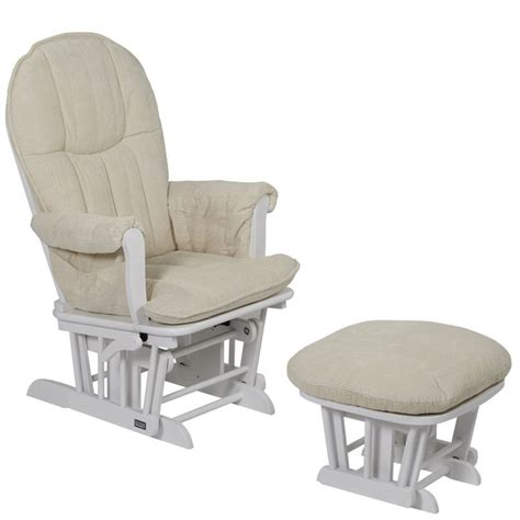tutti bambini fleur nursing glider chair and stool review