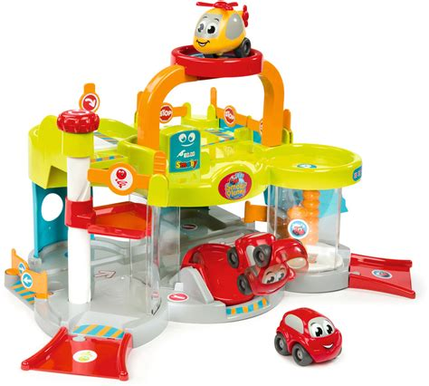 Smoby Vroom Planet Multigarage » Spielzeug Parkhaus