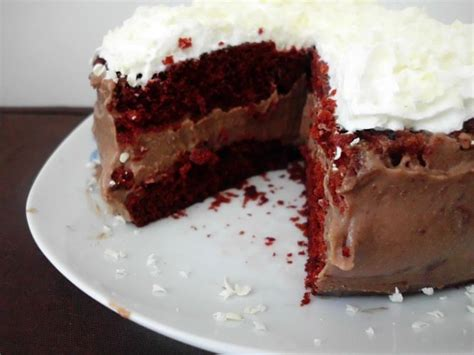 is velvet cake chocolate cake with food coloring chocolate cheesecake stuffed velvet cake with white