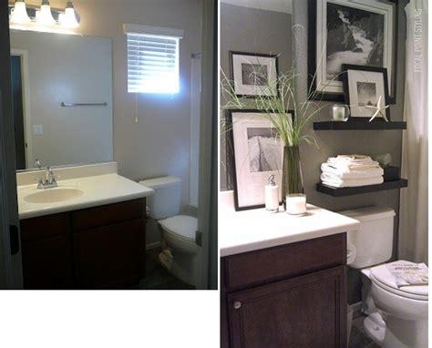 apartment bathroom ideas rental apartment bathroom decorating ideas house decor Rental