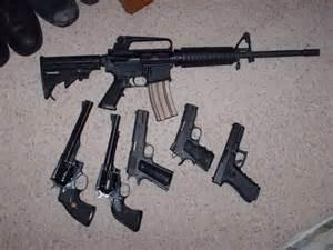 Big Army Guns