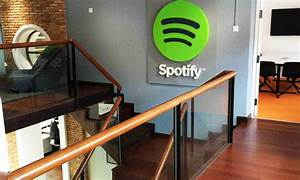 LOOK Spotify's office lets employees 'play everywhere ...