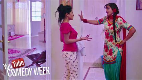 Girls Fight Comedy Scene From Latest Punjabi Movie Of