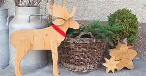 Weihnachtsdeko Selber Basteln Naturmaterialien : weihnachtsdeko aus holz zum selber basteln ~ Yasmunasinghe.com Haus und Dekorationen