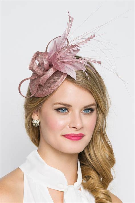 fascinator hats ideas  pinterest accessorize