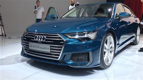 2018 Audi A6 First Look & Walkaround