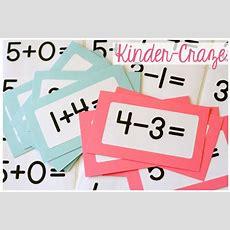 Flash Card Label Freebie