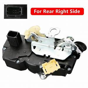 Rear Right Power Door Lock Actuator Motor For Chevy