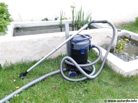 l aspirateur de piscine