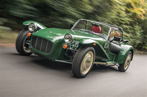 Caterham Seven Sprint (2017) Review By Car Magazine