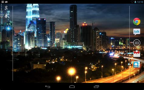 city live wallpaper city at live wallpaper android apps on play
