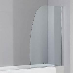 Pare Baignoire 60 Cm : pare baignoire 80 cm transparent cordue ~ Dailycaller-alerts.com Idées de Décoration